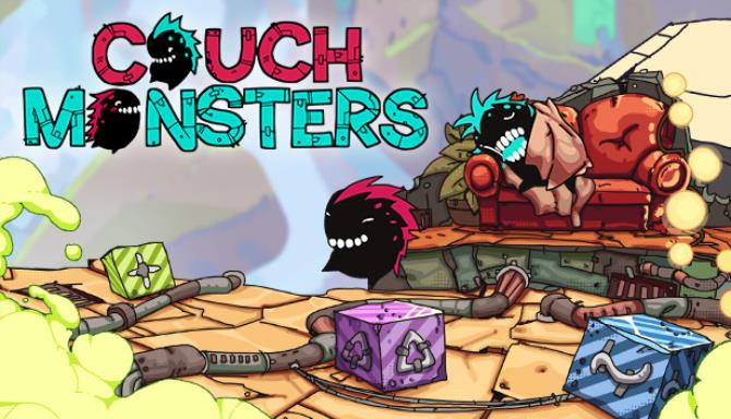COUCH MONSTERS CRACK WITH TORRENT-UNLEASHED
