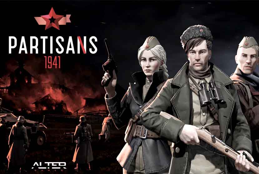 PARTISANS 1941 Cracked With Torrent Free Download
