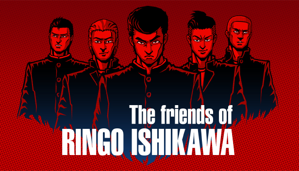 THE FRIENDS OF RINGO ISHIKAWA Crack V1.0.1 With Torrent Free Download