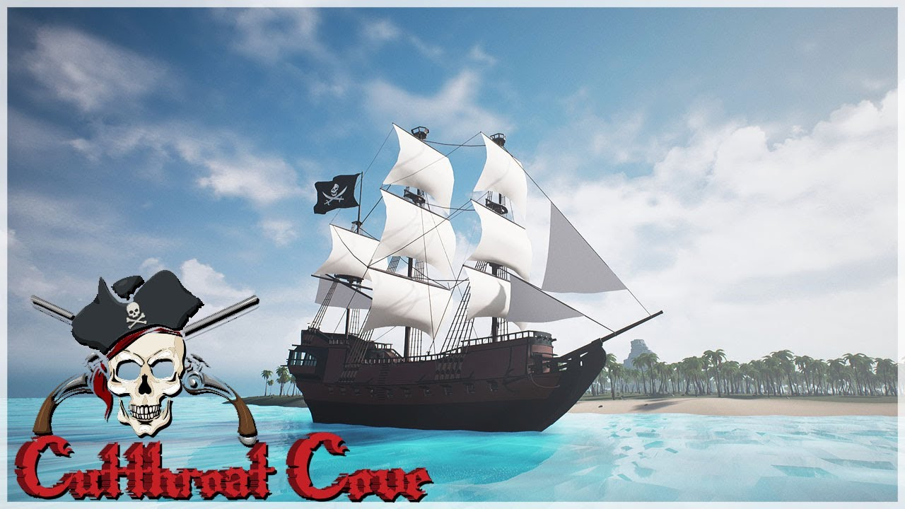 CUTTHROAT COVE Cracked With Torrent Free Download