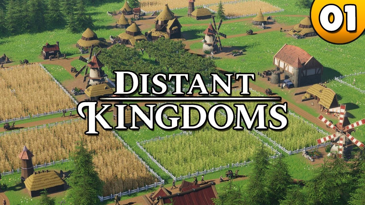 DISTANT KINGDOMS Crack With Torrent Free Download-EARLY ACCESS